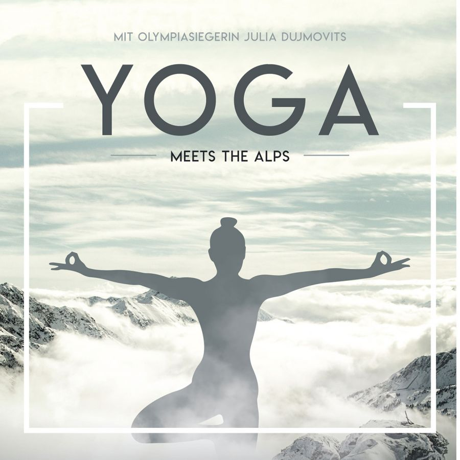 Yoga Meets the Alps