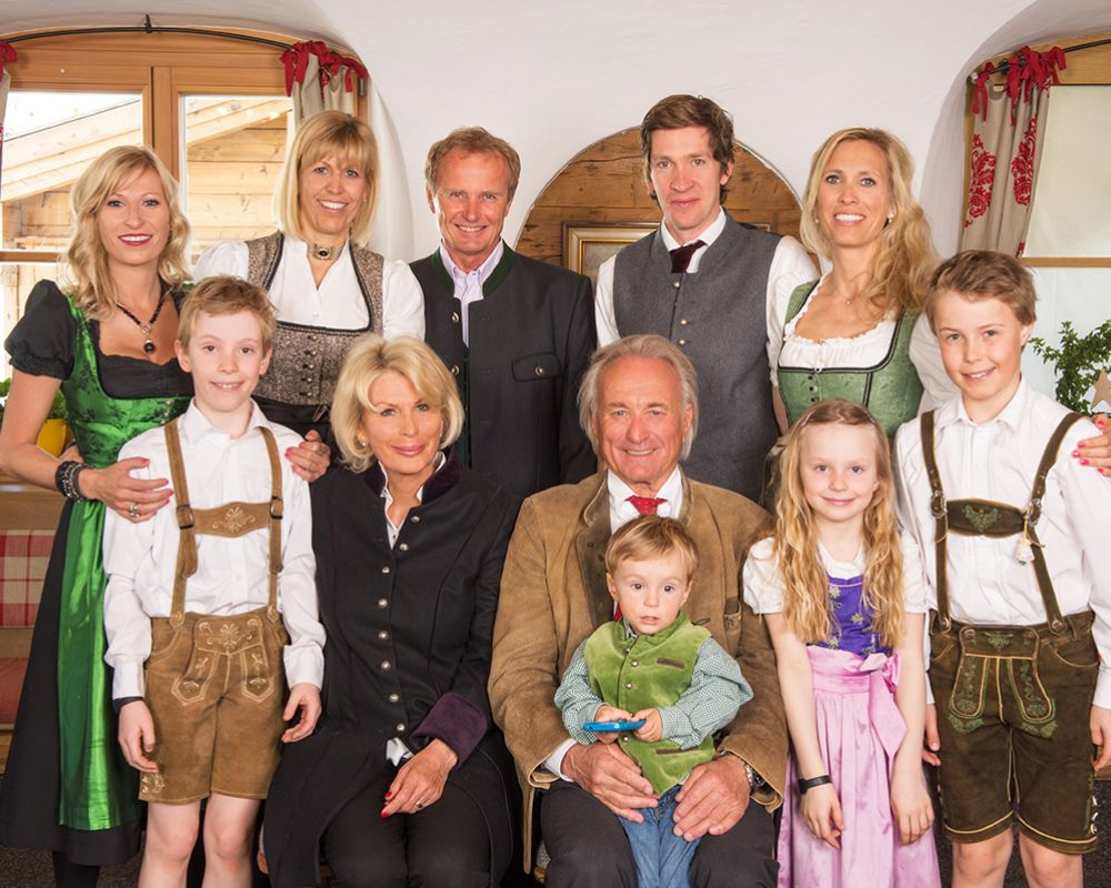 The Krings Family Obertauern