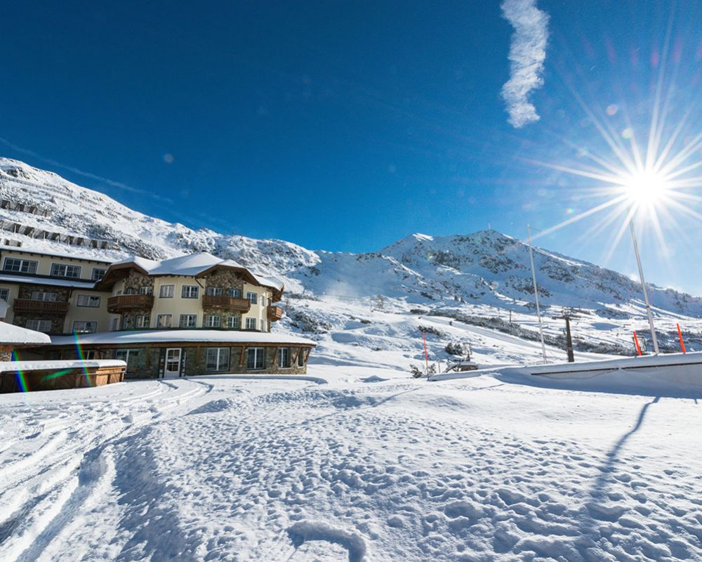 Winter holiday in Austria - Seekarhaus